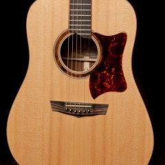 Win a guitar, Ovangol Dreadnought Guitar