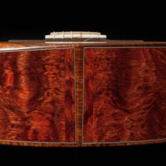 Bubinga Custom Single O Guitar, G95
