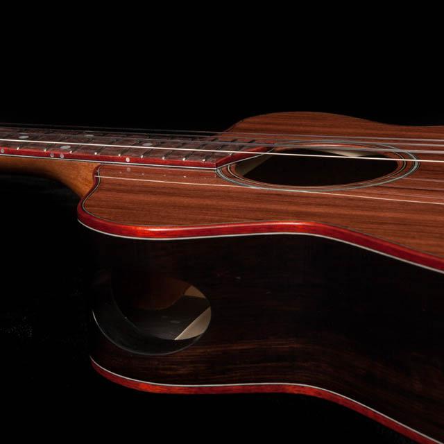 Custom Guitar Binding Purfling