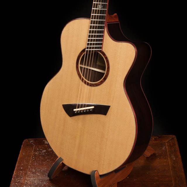 Custom Guitar Multi-Scale Neck