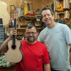 Ukulele-Building-Workshop