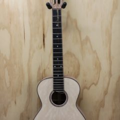 Lacewood Tenor Ukulele Construction U110