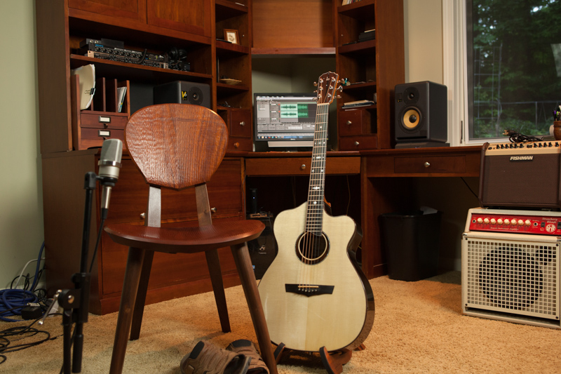 Sonus Chair A Guitar Player S Dream Lichty Guitars