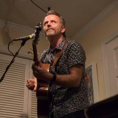 Geoff Achison House Concert