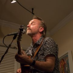 Geoff Achison House Concert Coming Up!