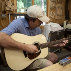 Guitar Workshop Student- Mitch Keown