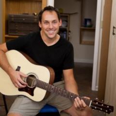 Guitar Workshop Student Steven Ceola