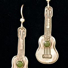 Aloha Art Ukulele Jewelry
