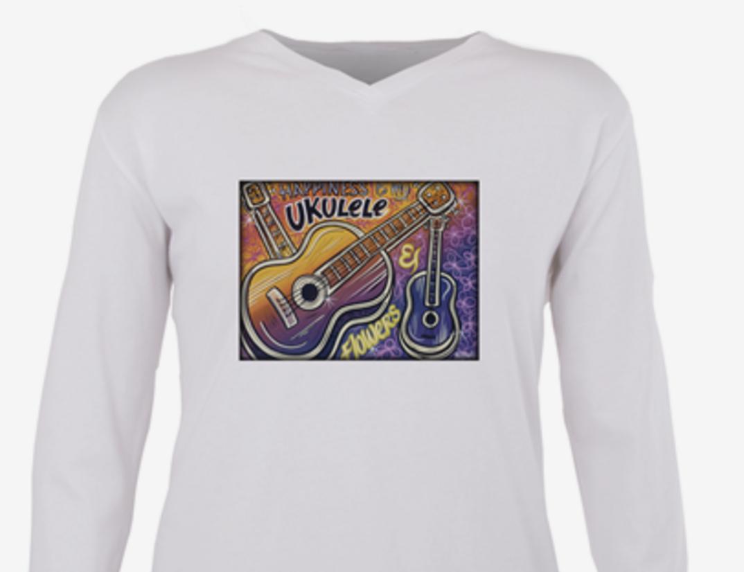 Ukulele Shirt