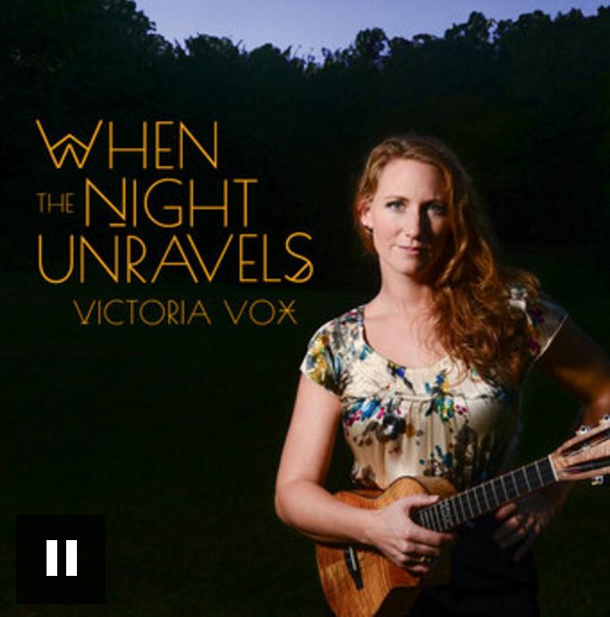 Victoria Vox CD