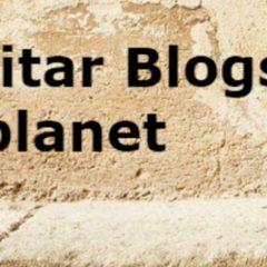 Lichty Guitars Makes Top Guitar Blogs-Websites