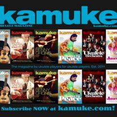 Kamuke Ukulele Magazine and Lichty Ukuleles