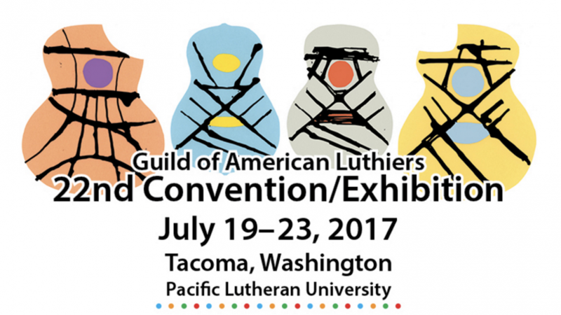 Guild of American Luthiers 2017 Convention