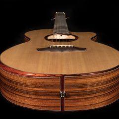 Pau Ferro Custom Double Ought Guitar G107