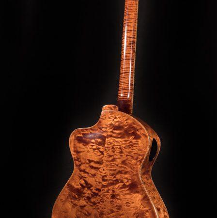 Lichty Archtop Tenor Guitar G110
