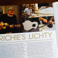 UKE – The UK's Ukulele Magazine and Richie Williams