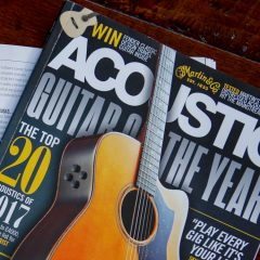 Acoustic – UK's Guitar Magazine – Lichty Guitars