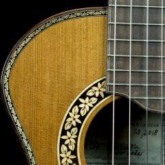 Custom Brazilian Rosewood Baritone Ukulele U132