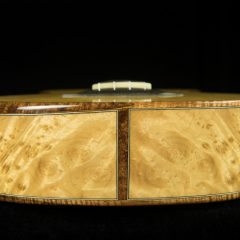 Custom Tenor Ukulele U133 – Myrtlewood