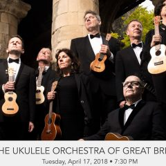 Ukulele Orchestra of Great Britain – The Peace Center