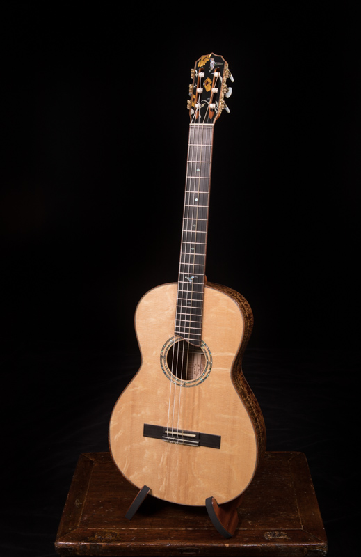 Custom-Koa-Guitar-Single-Ought-G114