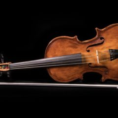 Lichty Koa Custom Fiddle – F2