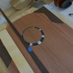 Custom Small Jumbo Guitar Construction G117