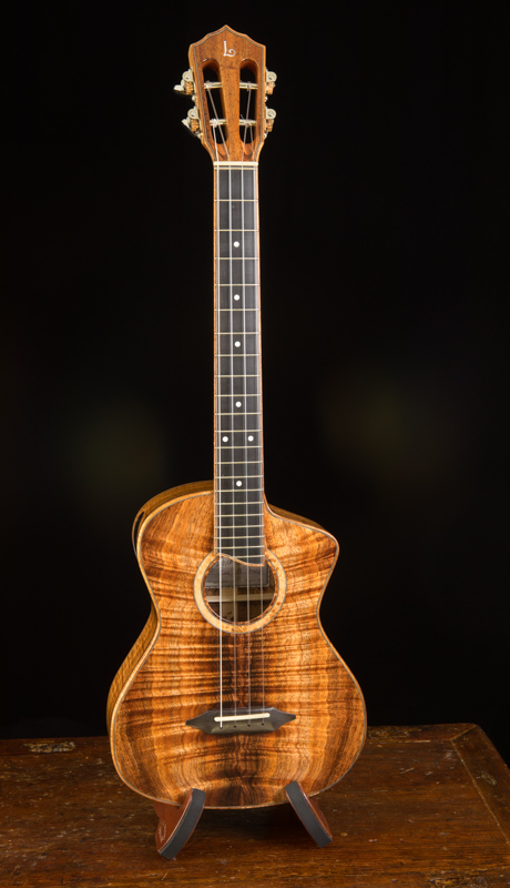 Koa-Long-Scale-Tenor-Ukulele-U138