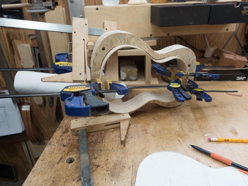 Lichty-Custom-Soprano-Ukulele-Construction-U139